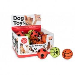 Legetøj bold gummi