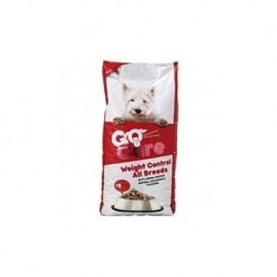 PALLEKØB - Go Care Dog Weight Control All Breeds 24 x 15 Kg.