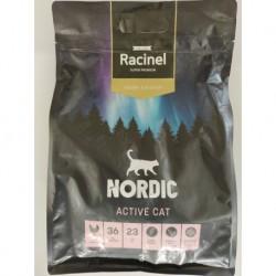PALLEKØB - Racinel Cat Active FC - 72 x 3 kg