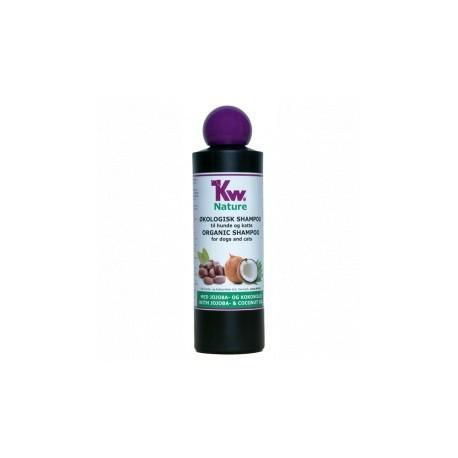 KW Økologisk Shampoo Jojoba- og Kokosolie