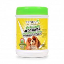 Espree Ear Care Aloe Wipes