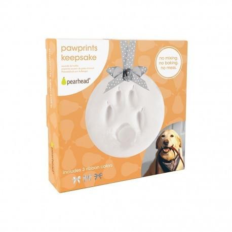 Pawprints Keepsake Poteaftryk Ophæng