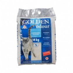 Golden Odour SUPER klumpende kattegrus. 14 kg